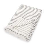Tablecloth 165 x 260 - quarry grey